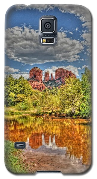 Cathedral Rock Painted Galaxy S5 Case