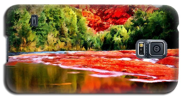Cathedral Rock Sedona Arizona Galaxy S5 Case