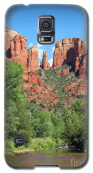 Cathedral Rock Sedona Galaxy S5 Case