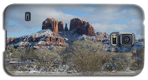 Cathedral Rock Sedona Galaxy S5 Case