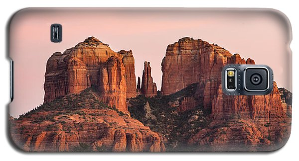 Cathedral Rock Sunset Galaxy S5 Case