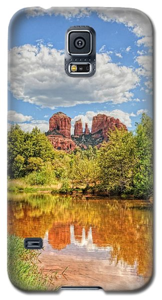 Cathedral Rock Tone Mapped Galaxy S5 Case