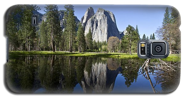 Cathedral Rocks Reflection Galaxy S5 Case