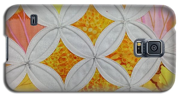 Cathedral Window Galaxy S5 Case by Shirin Shahram Badie