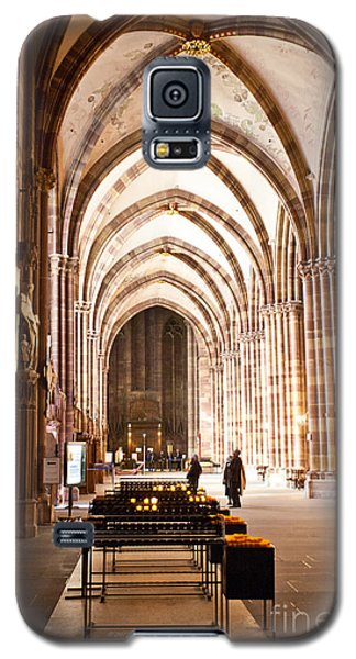 Cathedrale Notre Dame De Strasbourg France Galaxy S5 Case