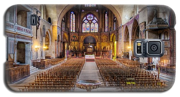Cathedrale Saint-etienne Interior / Cahors Galaxy S5 Case