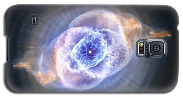 Cat's Eye Nebula Galaxy S5 Case