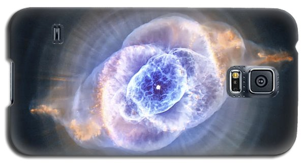 Cat's Eye Nebula Galaxy S5 Case