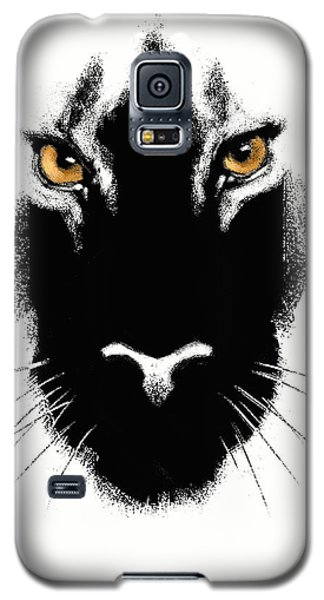 Galaxy S5 Case featuring the digital art Cat's Eyes by Aaron Blaise