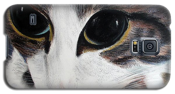 Cat's Eyes Galaxy S5 Case