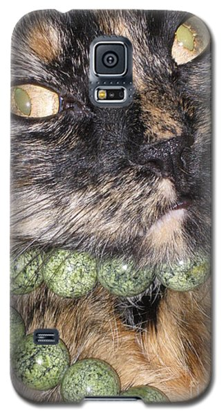 One In A Million... Beauty Of Cat's Eyes. Hello Pearl Collection Galaxy S5 Case