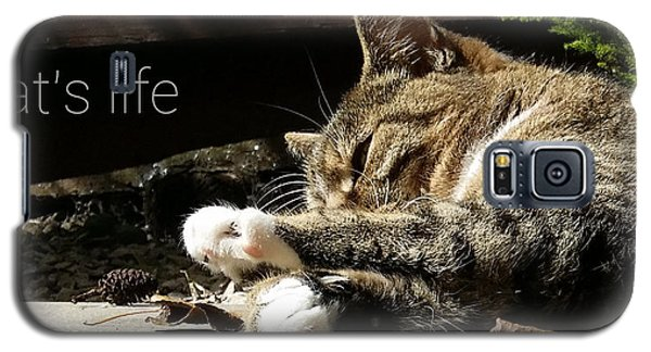 Cat's Life 2 Galaxy S5 Case