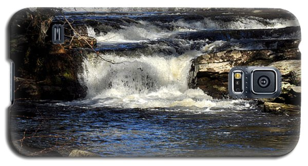 Catskills Waterfall.  Galaxy S5 Case