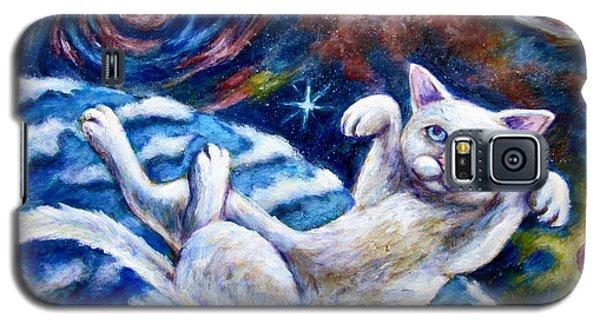 Catstronaught Galaxy S5 Case