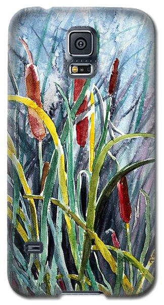 Cattails Galaxy S5 Case