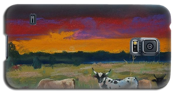 Cattle's Cadence Galaxy S5 Case