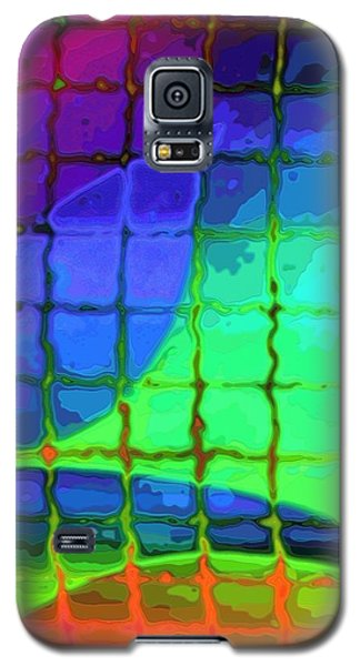 Caught In My Color Net On Venus Galaxy S5 Case