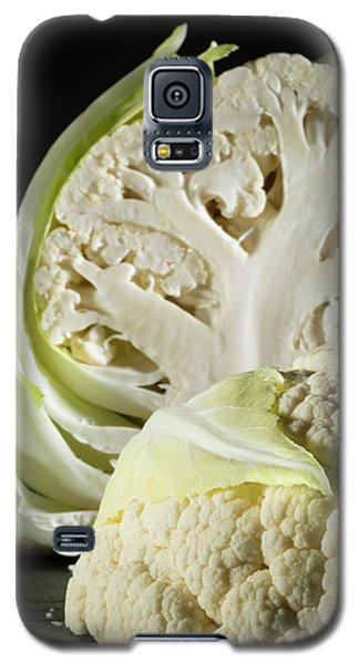 Cauliflower Galaxy S5 Case by Aberration Films Ltd