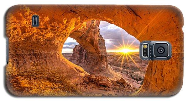 Cave Arch Galaxy S5 Case
