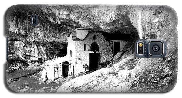 cave church on Mt Olympus Greece Galaxy S5 Case by Nina Ficur Feenan