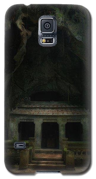 Cave Entrance Galaxy S5 Case