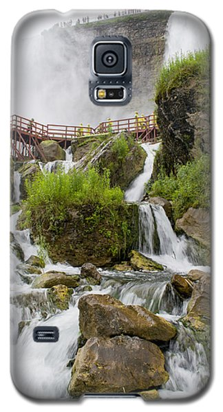 Cave Of The Winds At Niagara Falls Galaxy S5 Case