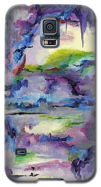 Cave Painting Galaxy S5 Case by Regina Valluzzi