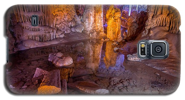 Cave Reflection Galaxy S5 Case