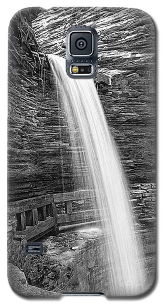 Cavern Cascade Watkins Glen Galaxy S5 Case
