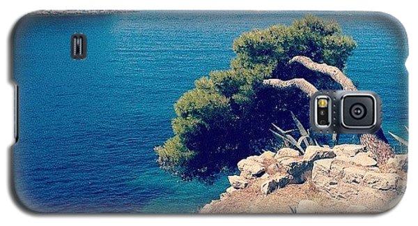 Colorful Galaxy S5 Case - Cavtat - Croazia by Emanuela Carratoni