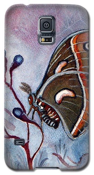 Cecropia Moth Galaxy S5 Case