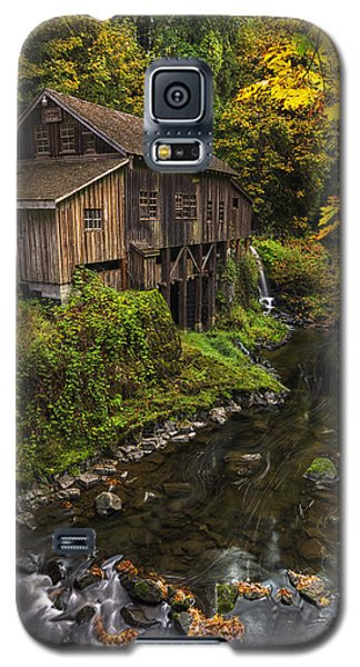 Cedar Creek Grist Mill 2 Galaxy S5 Case