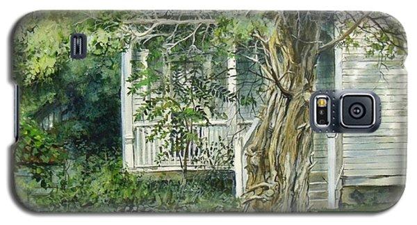 Cedar Tree Galaxy S5 Case