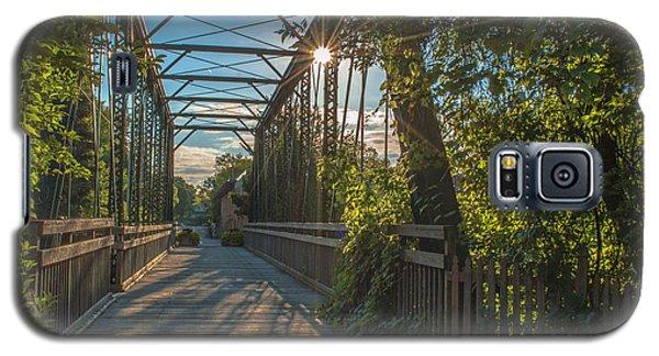Cedarburg Footbridge Galaxy S5 Case