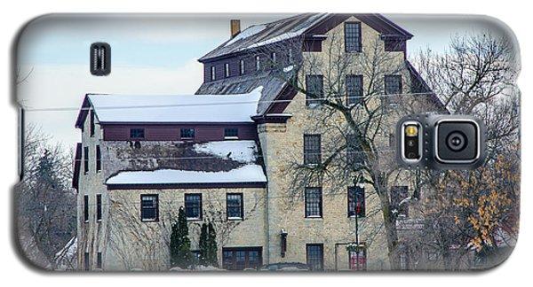 Cedarburg Mill Galaxy S5 Case by Susan  McMenamin