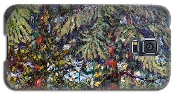 Cedars Galaxy S5 Case by Charles Munn
