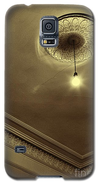 Galaxy S5 Case featuring the photograph Ceiling Light by Craig B