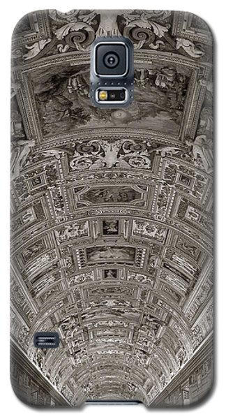 Ceiling Of Hall Of Maps Galaxy S5 Case