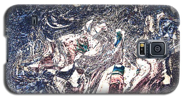 Galaxy S5 Case featuring the digital art Celebration Of Entanglement by Richard Thomas