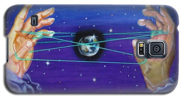 Celestial Cats Cradle Galaxy S5 Case
