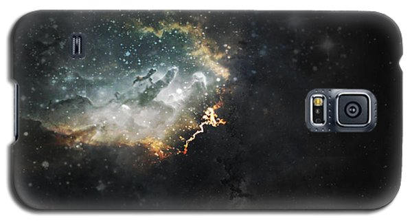 Galaxy S5 Case featuring the photograph Celestial by Cynthia Lassiter