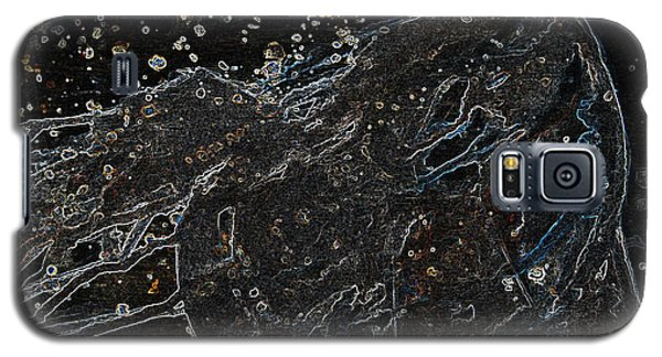 Wild Horse Of The Skies Galaxy S5 Case