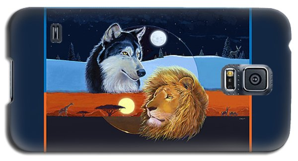 Celestial Kings Galaxy S5 Case
