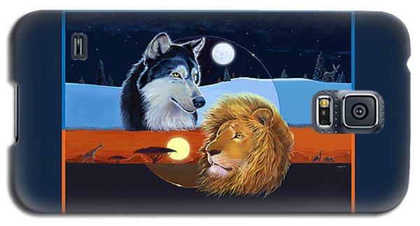 Celestial Kings Galaxy S5 Case by J L Meadows