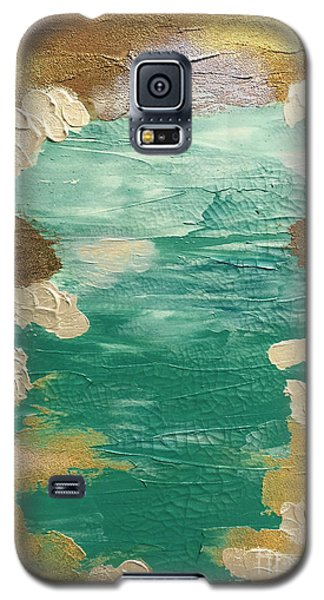 Celestial Waters Below Galaxy S5 Case