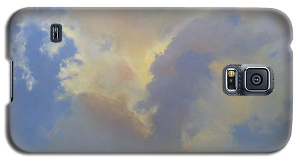 Celina Evening Galaxy S5 Case by Cap Pannell