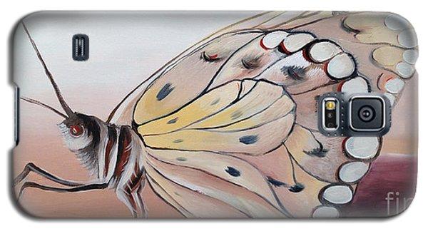 Celine's Butterfly Galaxy S5 Case