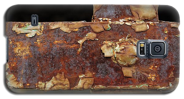 Galaxy S5 Case featuring the photograph Cell Strapping by Fran Riley