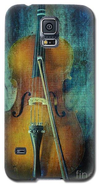 Cello  Galaxy S5 Case by Erika Weber