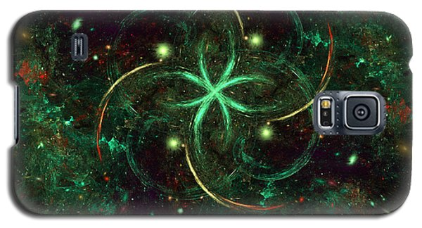 Galaxy S5 Case featuring the digital art Celtic by Arlene Sundby